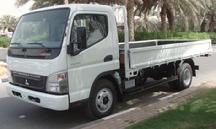 MITSUBISHI CANTER FUSO WIDE CAB LWB 4 X 2 DRIVE 4214CC, CARGO BODY WITH AIR CONDITION JD EUROPE 1